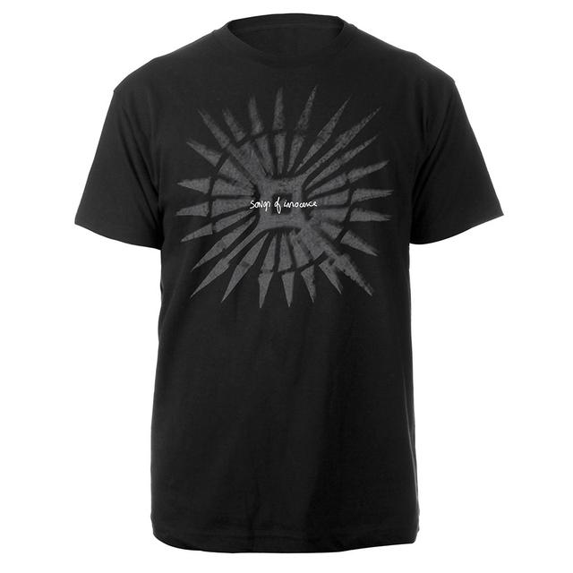 U2 Songs Of Innocence Tattoo T- Shirt (Black)