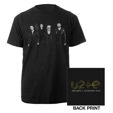 U2 Innocence + Experience Tour Photo Logo Shirt