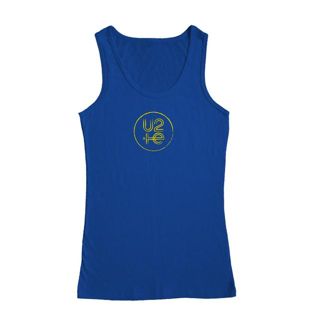 U2 Innocence + Experience Tour Logo Women's Tank Top