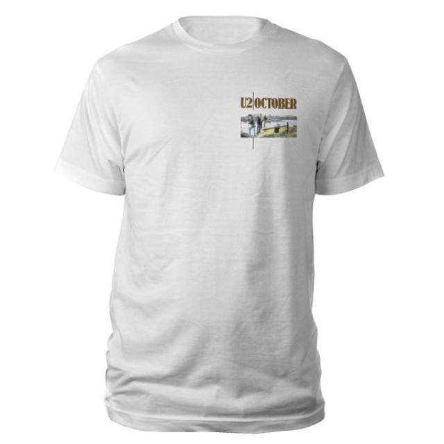 U2 October T-Shirt