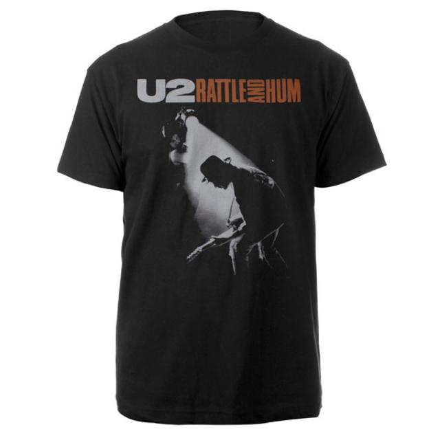 U2 Rattle and Hum Shirt