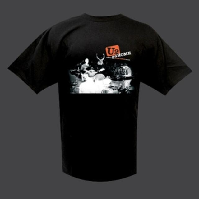 'U2 Go Home/Slane Castle Live' Men's (1)