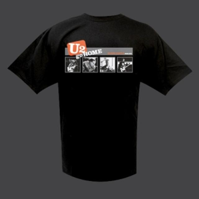 'U2 Go Home/Slane Castle Live' Men's (2)
