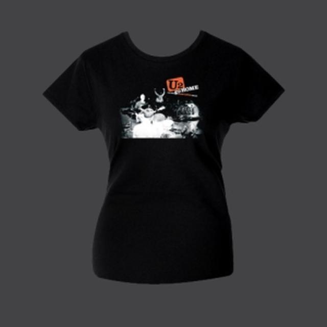 'U2 Go Home/Slane Castle Live' Women's (1)