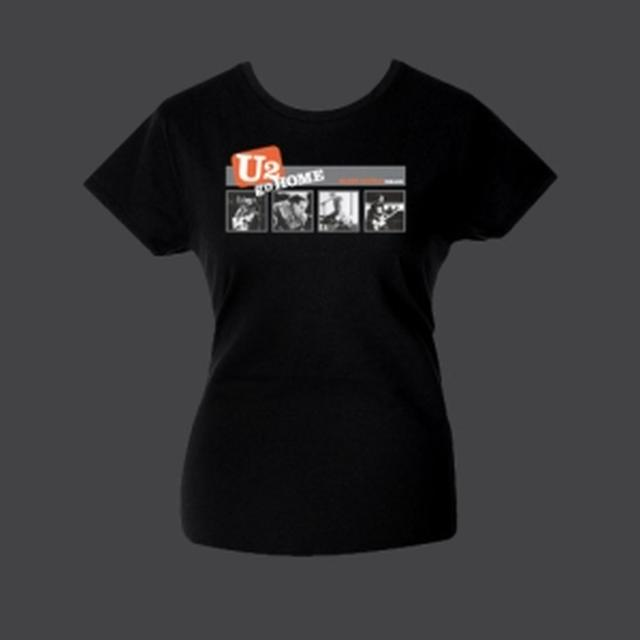 'U2 Go Home/Slane Castle Live' Women's (2)