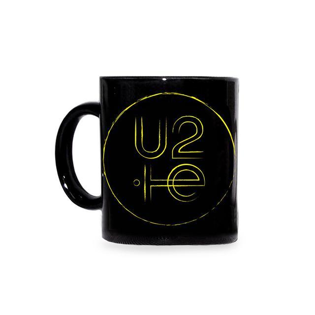 U2 Innocence + Experience Tour Logo Mug