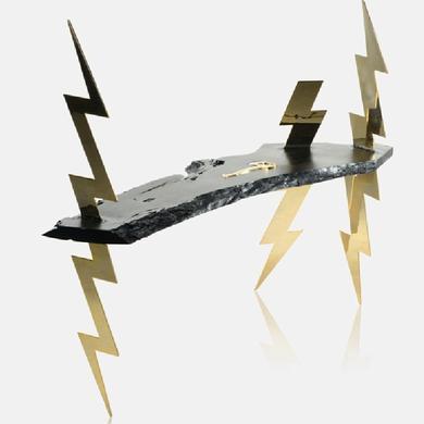 Slumerican Lightning Bolt Credenza