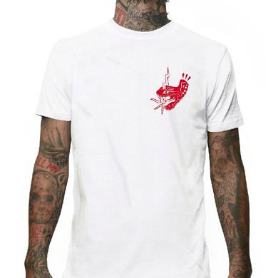 Slumerican White Kill Or Be Killed Tee