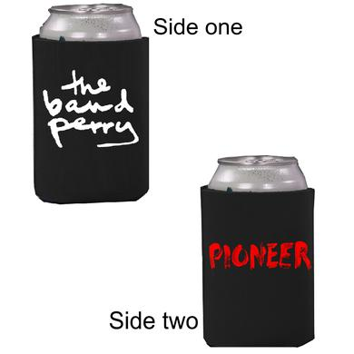 The Band Perry Black Pocket Koozie-Pioneer