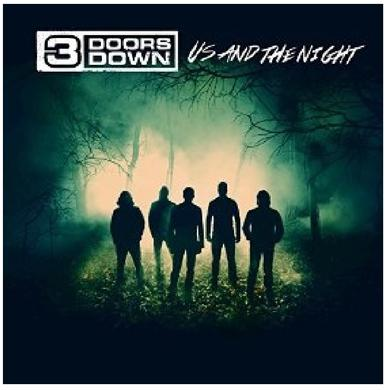 3 Doors Down CD- Us and the Night
