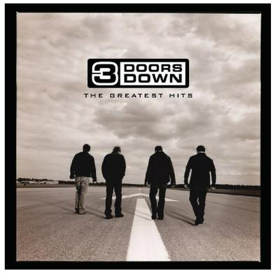3 Doors Down CD- The Greatest Hits