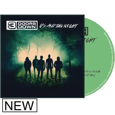3 Doors Down Us and the Night Vinyl