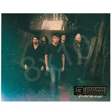 3 Doors Down 8x10