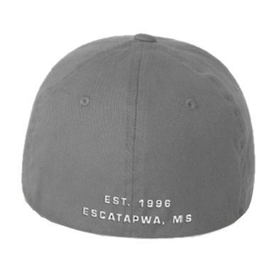 3 Doors Down Fitted Grey Ballcap