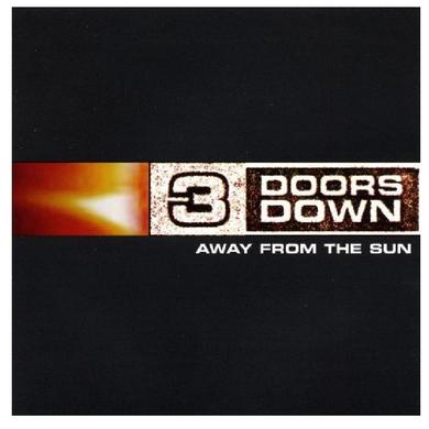 3 Doors Down CD- Away From The Sun