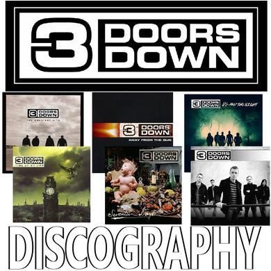 3 Doors Down Disccography