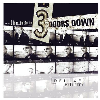 3 Doors Down CD-The Better Life Deluxe Edition
