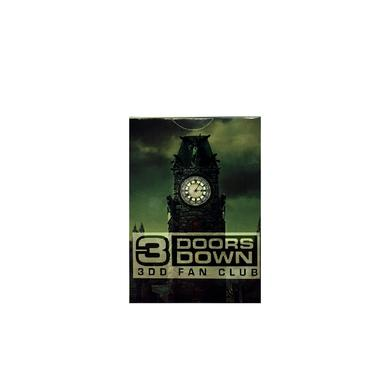 3 Doors Down Playing Cards