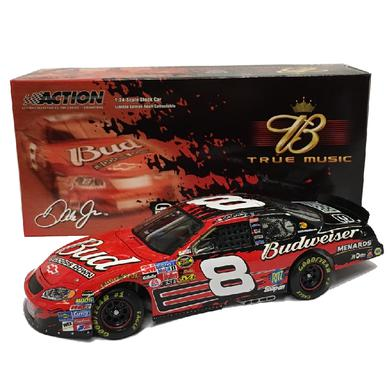 3 Doors Down Replica Die Cast Budweiser Nascar #8