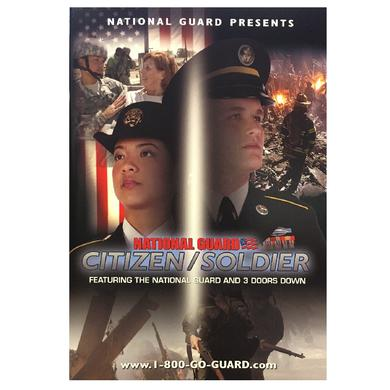 3 Doors Down National Guard Citizen/Solider DVD