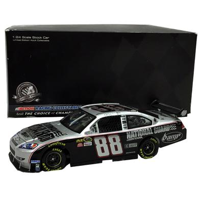 3 Doors Down AUTOGRAPHED Replica Die Cast National Guard Nascar