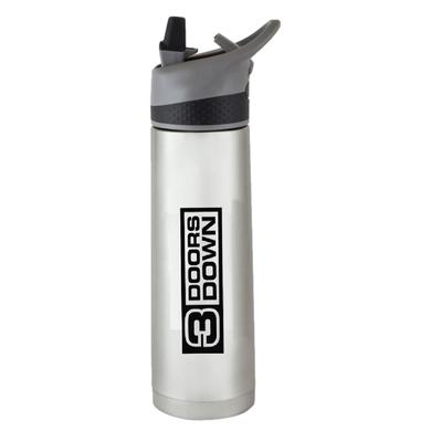 3 Doors Down 18oz Stainless Steel Water Bottle