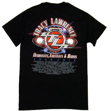 Tracy Lawrence Black Photo Tee