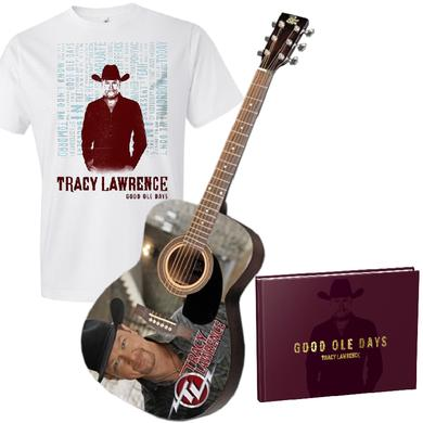 Tracy Lawrence Good Ole Days Super Fan Bundle- PRESALE