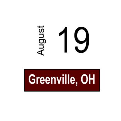 Tracy Lawrence Greenville, OH August 19