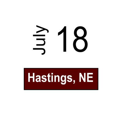 Tracy Lawrence Hastings, NE July 18