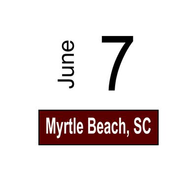 Tracy Lawrence Myrtle Beach, SC June 7