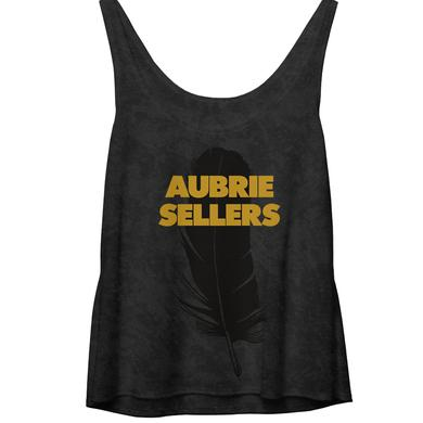 Aubrie Sellers Feather Tank Top