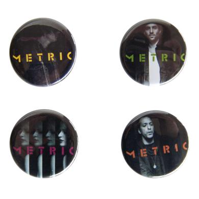 Metric Synthetica Button Packs