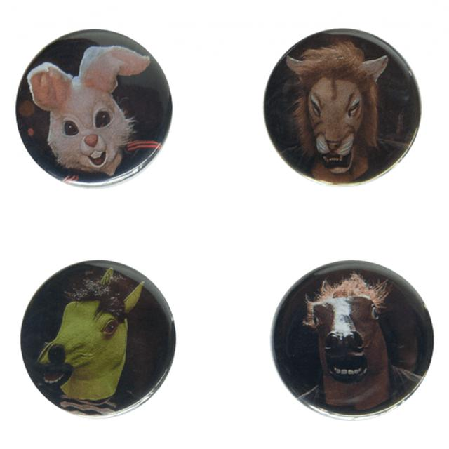 Metric Animal Button Pack