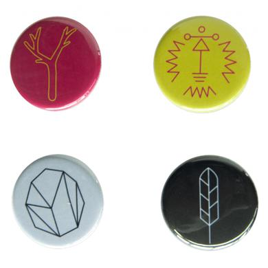 Metric Pagan Button Pack