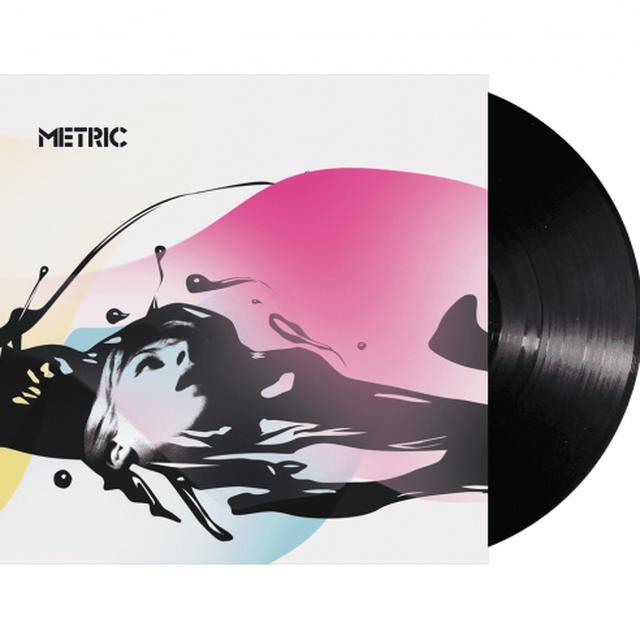 "Metric Live It Out 12"" Vinyl"