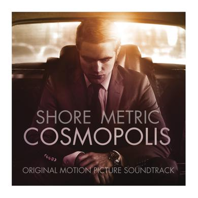 Metric Cosmopolis (Original Motion Picture Soundtrack) CD
