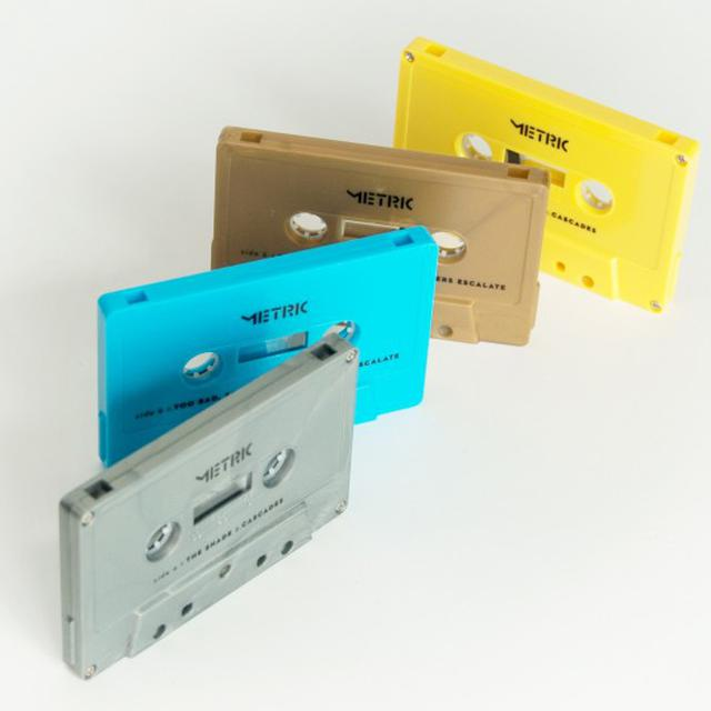 Metric The Shade EP Cassette (Vinyl)