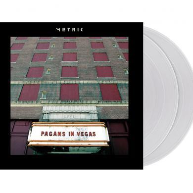 "Metric Pagans in Vegas 2x12"" Vinyl"