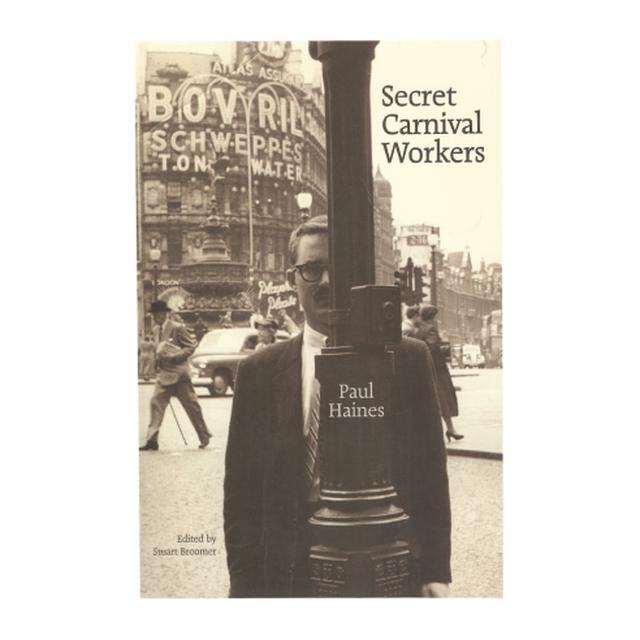 Metric PAUL HAINES Secret Carnival Workers Book