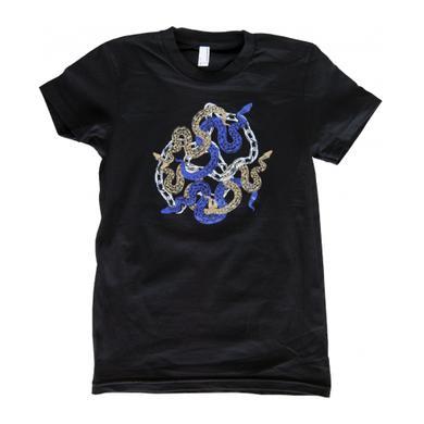 Metric EMILY HAINES Women's Snake T-Shirt