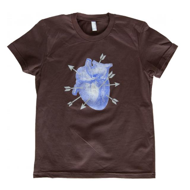 Metric EMILY HAINES Women's Purple Heart T-Shirt