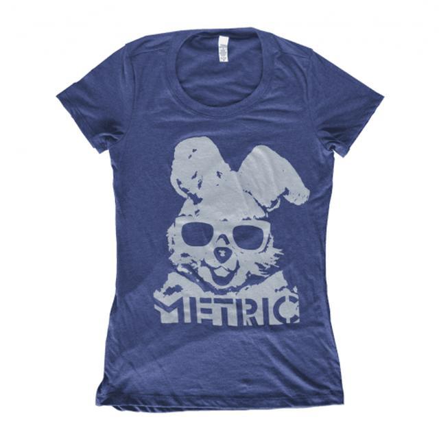 Metric Women's Rabbit T-Shirt