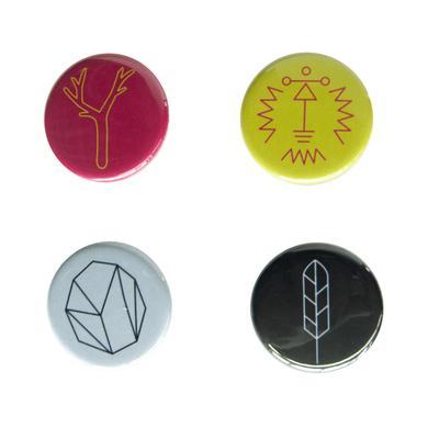 Metric Pagan Button Pack
