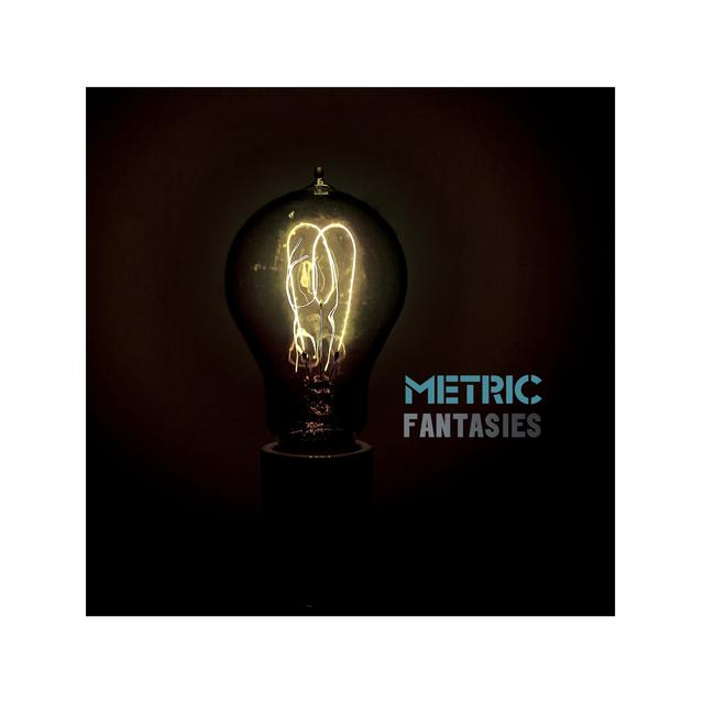 Metric Fantasies CD