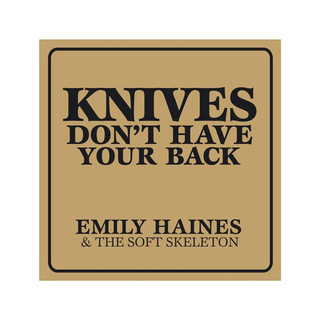 Metric EMILY HAINES Knives Don't Have Your Back CD