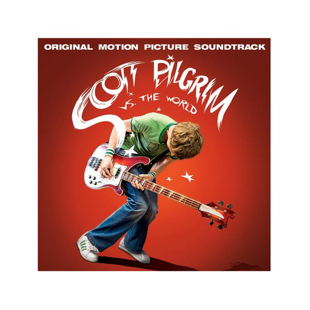 Scott Pilgrim vs. The World Soundtrack feat. Metric CD