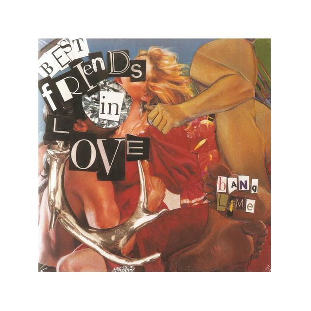 Metric BANG LIME Best Friends In Love CD