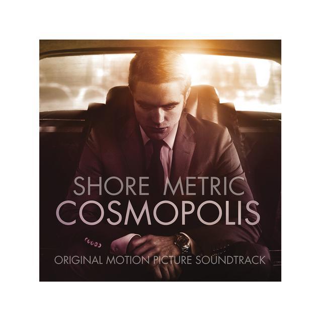 Metric Cosmopolis (Original Motion Picture Soundtrack) CD