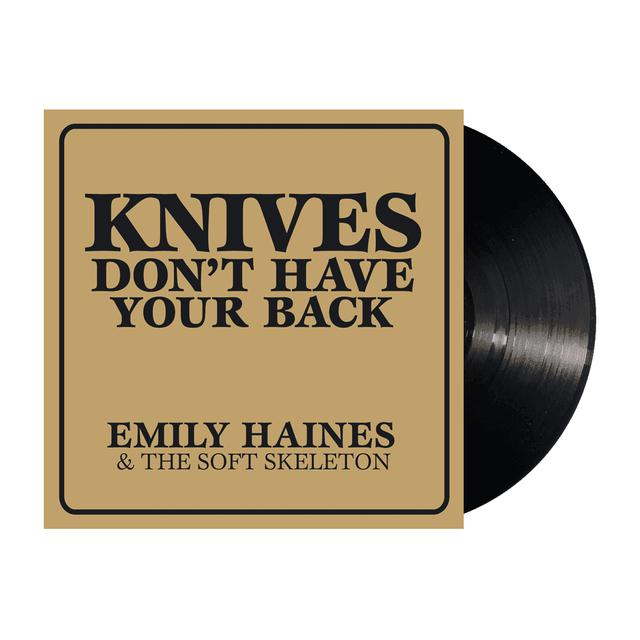"Metric EMILY HAINES Knives Don't Have Your Back 12"" Vinyl"